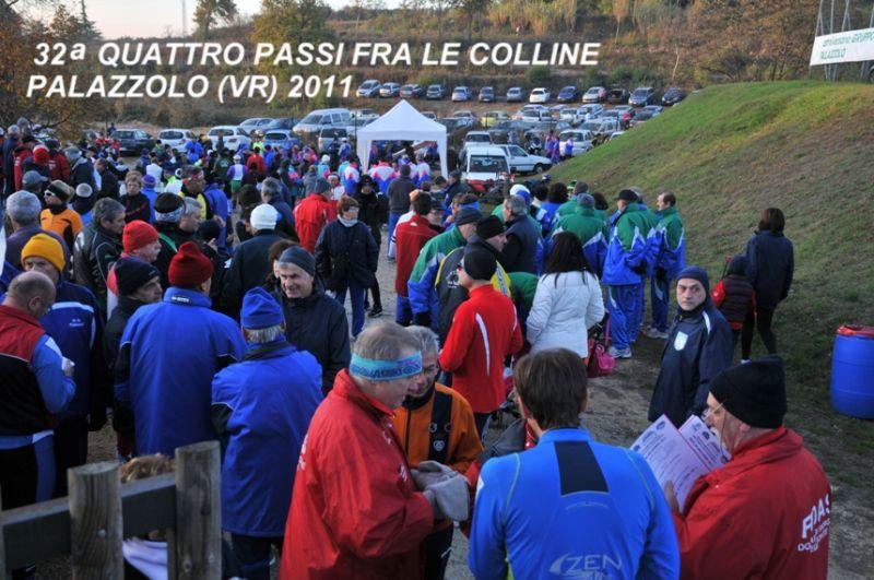 32° Quattro passi tra le colline Palazzolo 2011